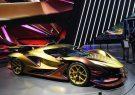 نمایش خودروسازان در نمایشگاه چین