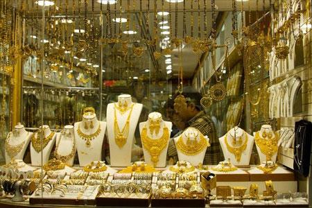 طلا را حضوری بخرید