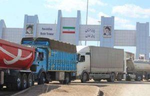 صادرات ۴۰۰ کامیون سیب زمینی به عراق