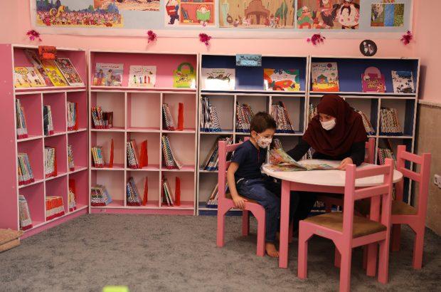 کتابخانههای برکت میزبان دوستداران یار مهربان