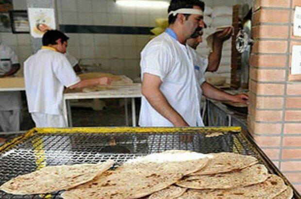 پیشنهاد افزایش ۷۰ درصدی قیمت نان تهرانیها