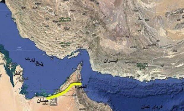 قدرت ایران در کنترل جریان نفت خام