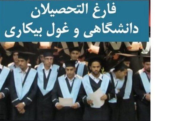 چرا ۱ میلیون فارغالتحصیل دانشگاه بیکارند؟
