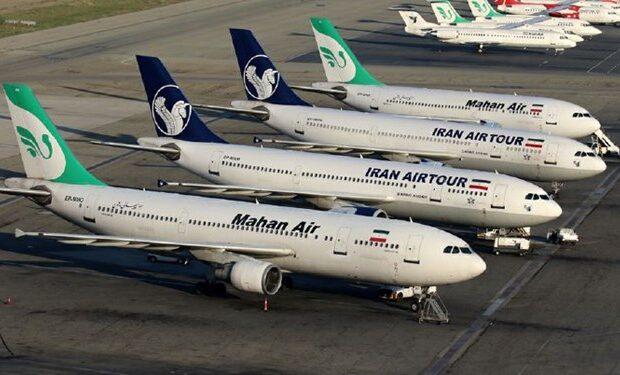 بدهی ۵۱۰ میلیارد تومانی هواپیمایی به فرودگاه مهرآباد