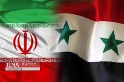 تمدید تجارت آزاد میان تهران و دمشق