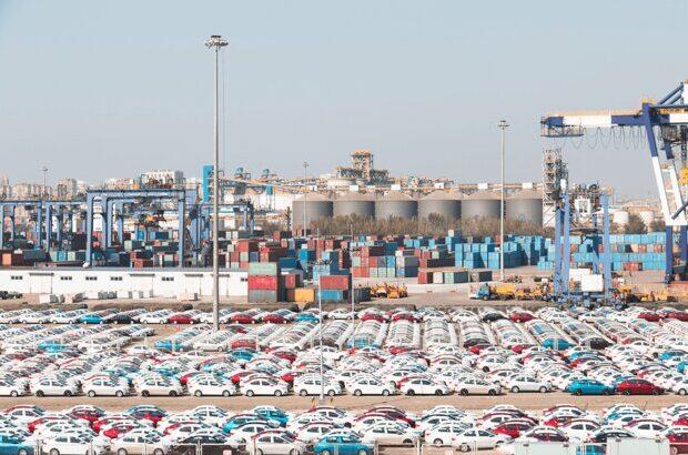سقوط ۲.۹ درصدی صادرات خودروی چین در ۲۰۲۰