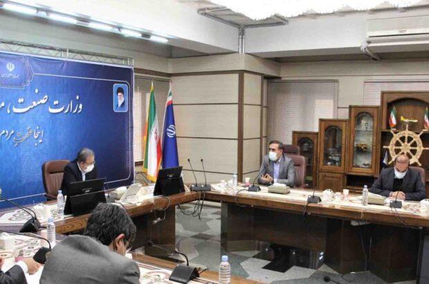 تاکید وزیر صمت بر استفاده از ظرفیت بخش تعاون در توزیع کالای اساسی