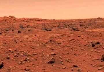 اولین تصاویر از مریخ