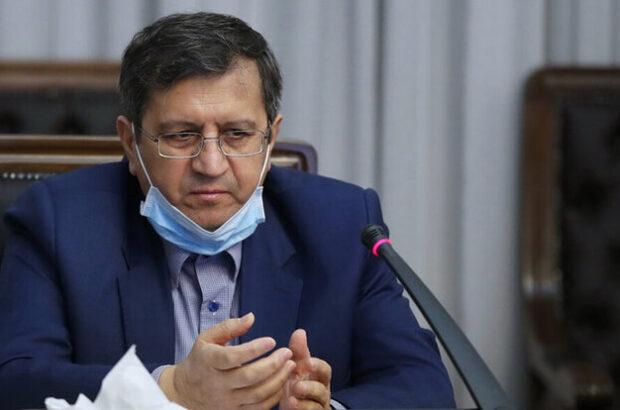 اختلاف نظر روحانی و همتی برسر دلار