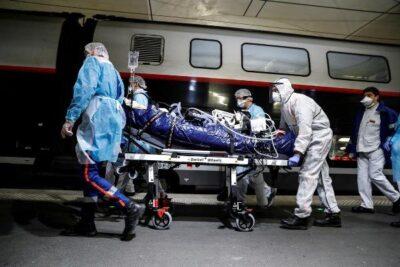 دستور قرنطینه یک ماهه در فرانسه