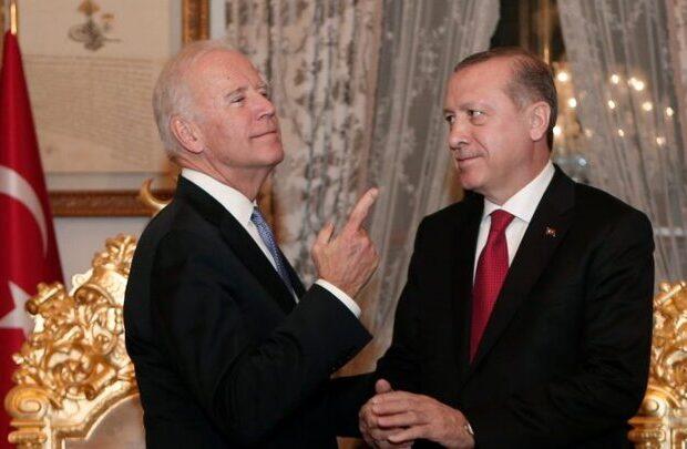 گروکشی ترکیه در برابر جو بایدن