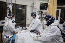 متاسفانه در استان گلستان ۴۳۹ بیمار مبتلا کرونا در مراکز درمانی بستری هستند