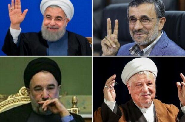 احمدی نژاد پشت پرده فیلترینگ کلاب هاوس